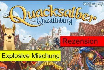 Quacksalber von Quedlinburg / Kennerspiel des Jahres 2018 / SpieLama