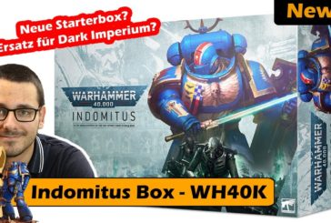 ► Neue Warhammer 40K Box - Indomitus / News / Tabletop / deutsch