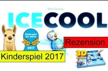 Icecool / Kinderspiel des Jahres 2017 / Anleitung & Rezension / SpieLama