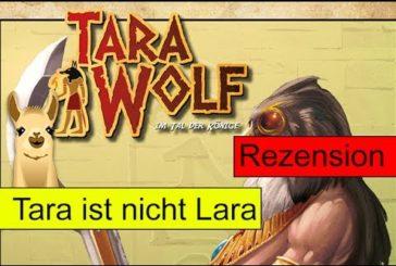 Tara Wolf (Kartenspiel) / Anleitung & Rezension / SpieLama