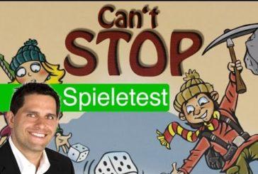 Can't Stop (Würfelspiel)/ Anleitung & Rezension / SpieLama