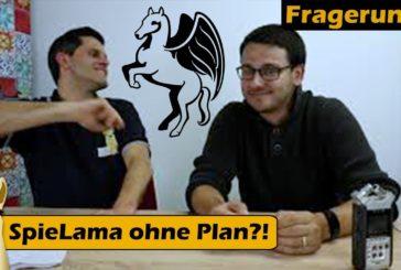 ► Fragerunde: Sebastian & Alex - Leben als Brettspieler & mehr / SpieLama ohne Plan?