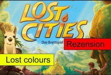 Lost Cities - Das Brettspiel / Anleitung & Rezension / SpieLama