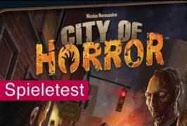 City of Horror (Spiel) / Anleitung & Rezension / SpieLama