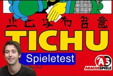 Tichu (Kartenspiel) / Anleitung & Rezension / SpieLama