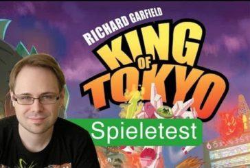 King of Tokyo (Würfelspiel) / Anleitung & Rezension / SpieLama