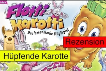 Flotti Karotti (Kinderspiel) / Anleitung & Rezension / SpieLama