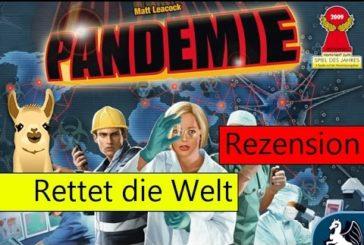Pandemie (Brettspiel) / Anleitung & Rezension / SpieLama