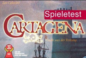 Cartagena: Die Flucht (Spiel) / Anleitung & Rezension / SpieLama