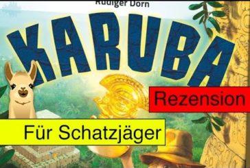 Karuba / Spiel des Jahres 2016 (Nominierung) / Anleitung & Rezension / SpieLama