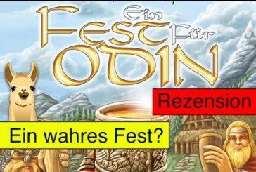 Ein Fest für Odin (Brettspiel) / Anleitung & Rezension / SpieLama