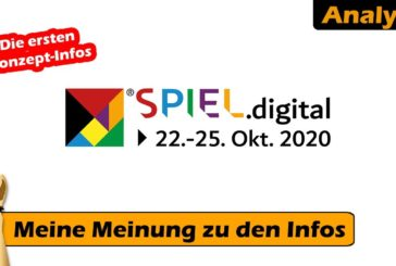 👉 SPIEL digital - die ersten Infos (Konzepte) / Brettspiele - deutsch /SpieLama