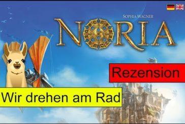 Noria / Anleitung & Rezension / SpieLama