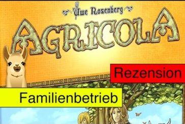 Agricola - Familienspiel / Anleitung & Rezension / SpieLama