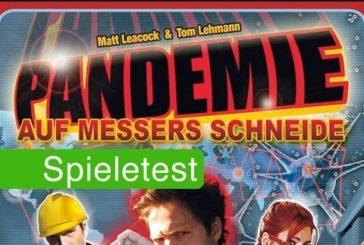 Pandemie: Auf Messers Schneide (Erweiterung) / Anleitung & Rezension / SpieLama