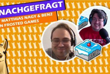 #NACHGEFRAGT: Matthias und Ben über Frosted Games & SPIEL.digital