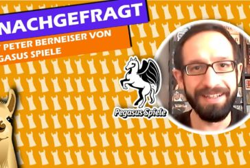 #NACHGEFRAGT: Peter Berneiser über Pegasus Spiele & SPIEL.digital