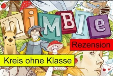 Nimble / Anleitung & Rezension / SpieLama