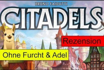 Citadels (Spiel) / Anleitung & Rezension / SpieLama