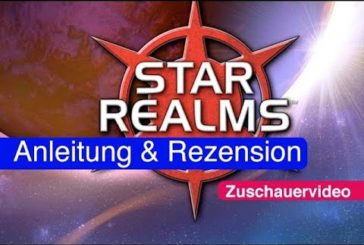 ► Star Realms / Rezension / Kartenspiel / Reupload