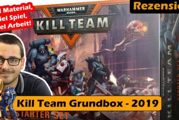 ► Kill Team Grundbox 2019 - Warhammer 40K / Rezension/Vorstellung / Tabletop - Deutsch /