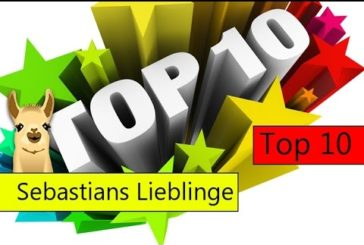 Sebastians Lieblingsspiele / Top 10 / SpieLama