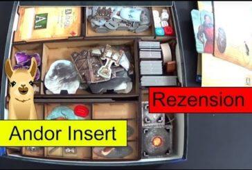Andor - Die Reise in den Norden Insert (The Game Doctors) / Brettspielzubehör #11 / SpieLama
