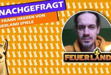 #NACHGEFRAGT: Frank Heeren über Feuerland Spiele & SPIEL.digital