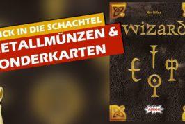 ► Wizard Jubiläumsedition 2021 / Besser als die Standardausgabe? / Kartenspiel