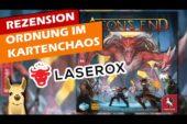 ► Ordnung für Aeons End - Laserox Insert Review | Brettspielzubehör