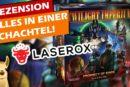 ► Twilight Imperium 4 mit Erweiterung verstauen! - Laserox Insert Review   Brettspiele