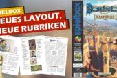► spielbox / Blick ins Heft/ Interview mit Chefredakteur Andreas Becker