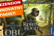 ► Ab in den Sherwood Forest! Robin Hood im Review / Rezension / Brettspiel