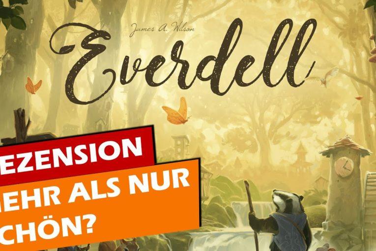 ► Everdell - Style über Spielbarkeit?