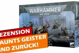 ► Gaunts Geister - Endlich wieder da! #Warhammer40000