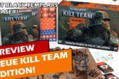 ► NEUE Kill Team Edition und Black Templars Teaser! / Warhammer 40K/ Tabletop