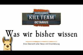 ► Kill Team 3.0 - Alles was wir nach 1 Woche voller Previews wissen!