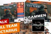 ► Warhammer 40K Kill Team Talk mit Stefan (1000 für den Imperator)   Tabletop   Warhammer40K