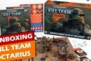 ► Kill Team: Octarius - Der Inhalt der neuen Box! (Unboxing)   TabletopLama