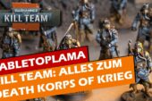 ► WH40K Kill Team: Das Death Korps of Krieg Team - Bauanleitung, alle Infos, Stärken & Schwächen