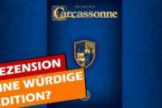 ► Carcassonne 20 Jahre Jubiläumsausgabe / Rezension / Brettspiel
